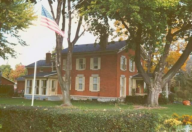 The Hosea Rogers House - by Patricia Wayne, Town of Irondequoit Historian