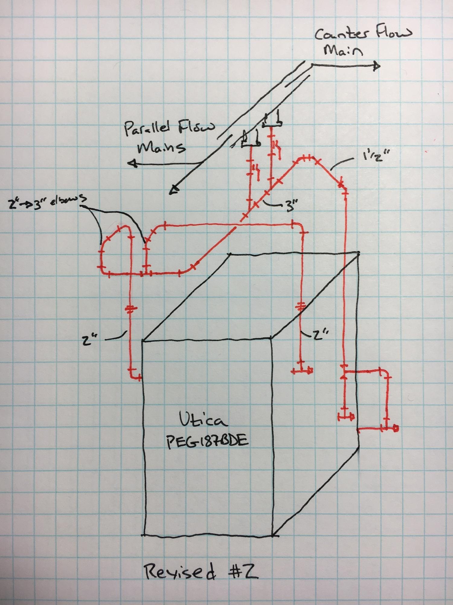 utica boiler wiring diagram for electric boiler wiring diagram rehabbing the radiators   my perfect little money pit